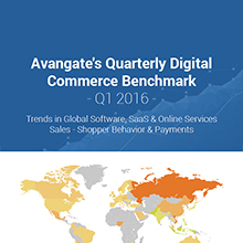 Avangate's 2016 Yearly Digital Commerce Benchmark