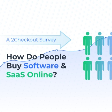 2Checkout Infographic: Software Buying Survey 2018